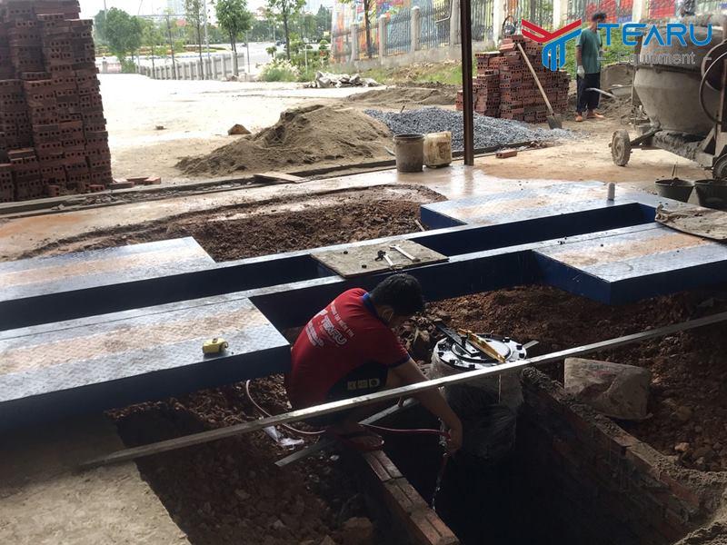 Hoàn thành lắp đặt trung tâm chăm sóc xe 368 ở Bãi Cháy - Quảng Ninh