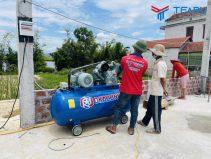 Máy bơm khí nén rửa xe