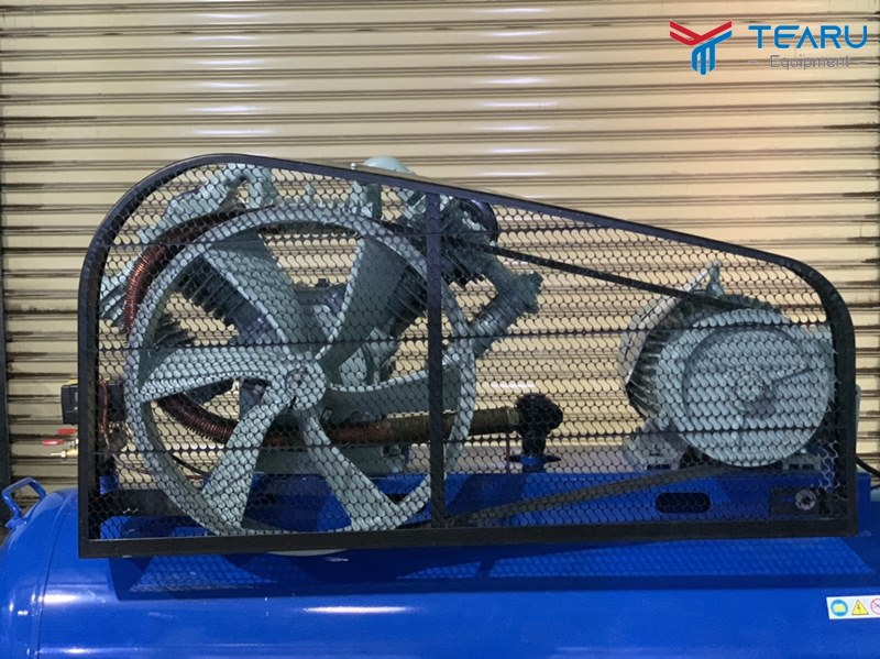 TEARU chuyên cung cấp các dòng máy nén khí rửa xe