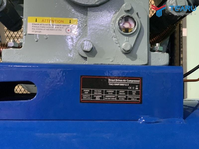 Máy nén khí Okazune chỉ có tại TEARU