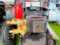 Nguyên nhân và cách xử lý máy rửa xe bị chảy dầu