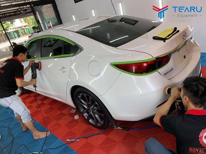 Tối ưu sản phẩm và dịch vụ rửa - chăm sóc xe