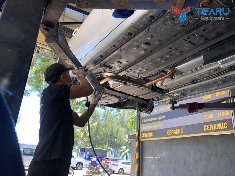 Tăng lượng khách cho cửa hàng rửa và chăm sóc xe