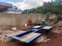 Hoàn thành tiệm rửa xe cho khách tại Xuyên Mộc - Bà Rịa Vũng Tàu