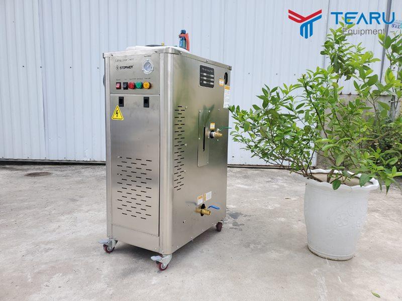 Máy rửa xe nước nóng và hơi nước nóng Okazune A-15000