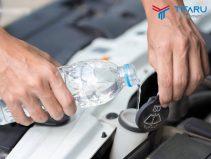 Dùng nước lã để châm nước rửa kính ô tô - Nên hay Không?
