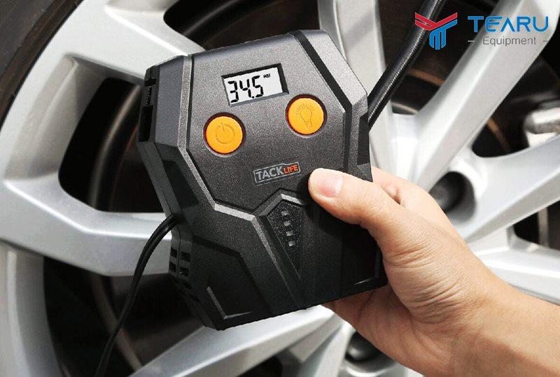 Kiểm soát được áp lực khí bên trong lốp