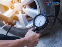 Đồng hồ bơm lốp đo áp suất