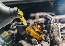 Dầu động cơ là chất lỏng cần thay thế và bổ sung định kỳ