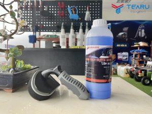 Combo Dung dịch dưỡng bóng lốp & Cọ quét bóng lốp giá ưu đãi