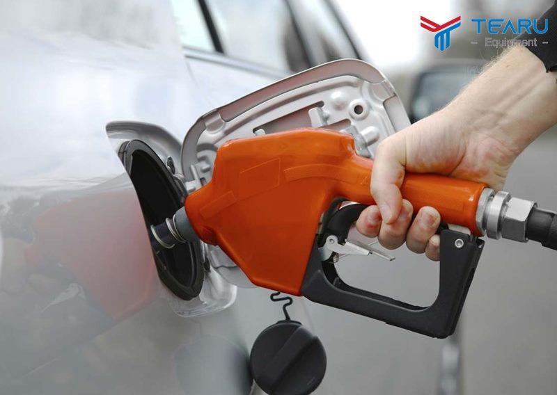 Chú trọng đến tình trạng nhiên liệu trên xe