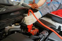 Kiểm tra ắc quy nếu ô tô không sử dụng dài ngày