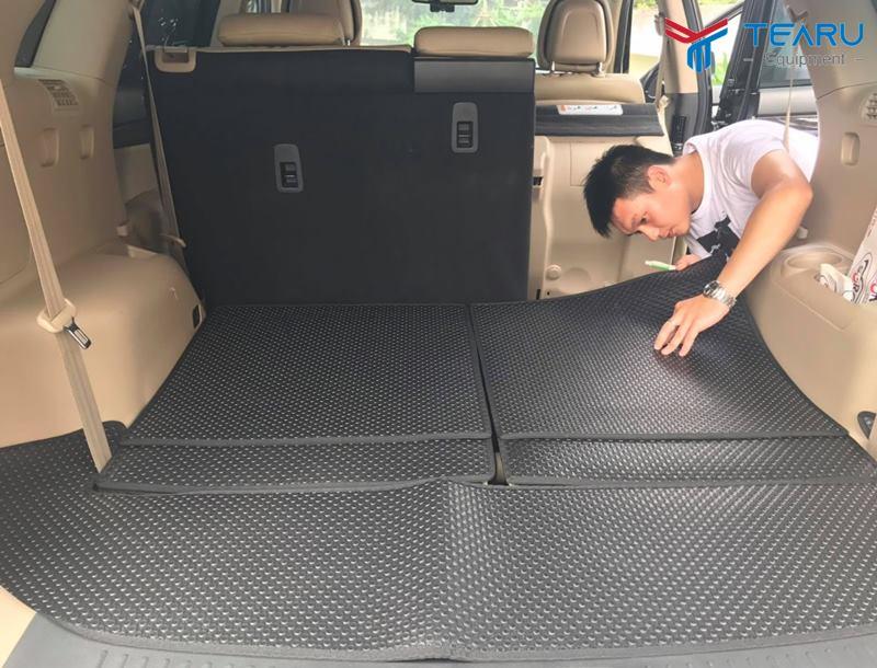 Thảm lót sàn ô tô