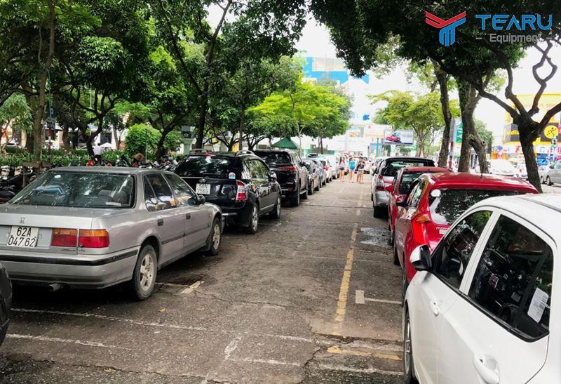 Cần hoàn thành các thủ tục pháp lý trước khi kinh doanh bãi đậu xe