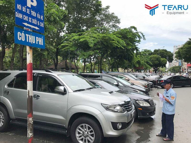 Làm bãi đỗ xe cần tuân theo quy định pháp luật