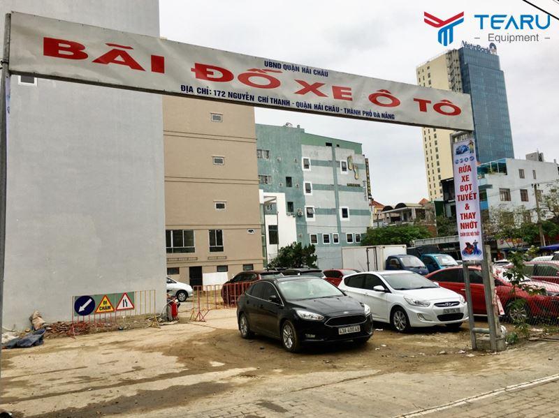 Kinh doanh dịch vụ bãi đỗ xe không cần xin giấy phép kinh doanh