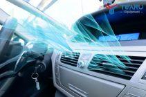 Thay bộ lọc không khí trong Cabin ô tô định kỳ