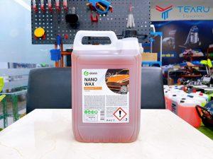 Dung dịch làm bóng và bảo vệ sơn xe Nano Wax 5 lít
