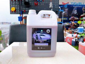 Nước rửa xe không chạm Active Foam GEL + 5 lít