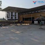 Lắp đặt và bàn giao Tiệm Rửa Xe 3 Pha cho anh Mạnh ở TP. Sông Công, Thái Nguyên